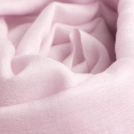 Lavendelfarbener Pashmina Schal aus Kaschmir und Seide