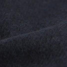 Navy Tuch aus reiner Yak Wolle