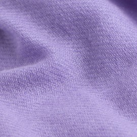 Amethystfarbenes Pashmina-Tuch aus Kaschmir