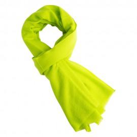 Lindgrünes twillgewebtes Pashmina-Tuch