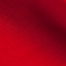 Dunkelroter Pashmina-Schal in Leinwandbindung