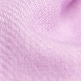 Kleines lavendelfarbenes Kaschmir-Tuch