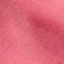 Hellrosa diamantgewebter Pashmina-Schal