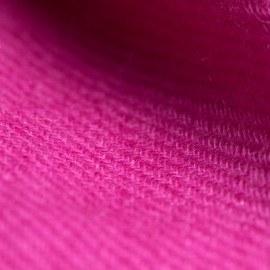 Violettes twillgewebtes Pashmina-Tuch