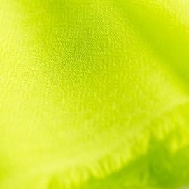 Lindgrüner diamantgewebter Pashmina-Schal