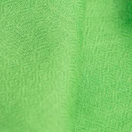Grasgrüner diamantgewebter Pashmina-Schal