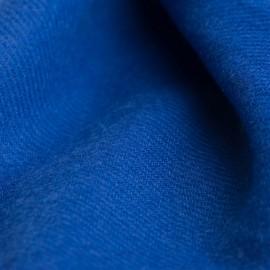 Blaues Kaschmir-Tuch
